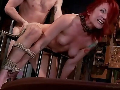 doggy fuck, kinky pawg, painful drilling, redhead babes, top bondage clips xxx movie