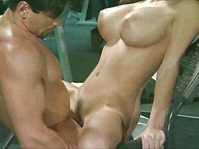 fitness club, hot babes xxx movie