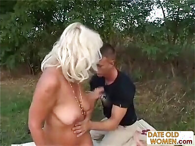 hot grandmother, naked women, outdoor banging, young babes, younger women xxx movie