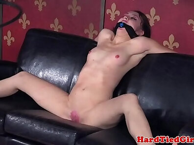 BDSM in HQ, legs spreading, sex with toys, shaved pussy, shaved vagina xxx movie