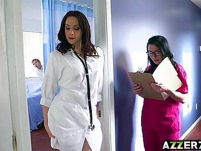 crazy drilling, having sex, nurse humping, screwing a doctor, sexy mom, threesome fuck xxx movie