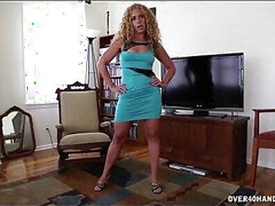 horny and wet, hot mom, hot stepmom, jerking instructions, nude, solo posing xxx movie