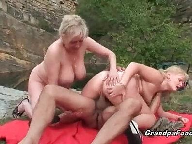 blondies, fucking wives, handsome grandfather, having sex, random dude xxx movie