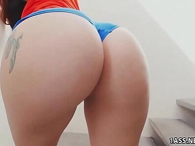 butt banging, butt penetration, giant ass, shaking ass, twerking asses xxx movie