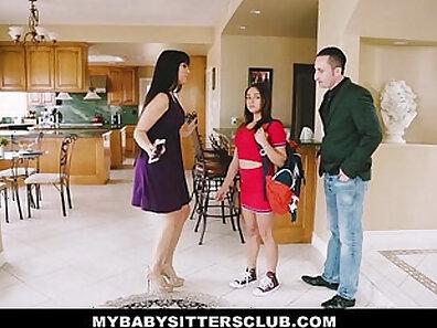 babysitter 4K, threesome fuck xxx movie
