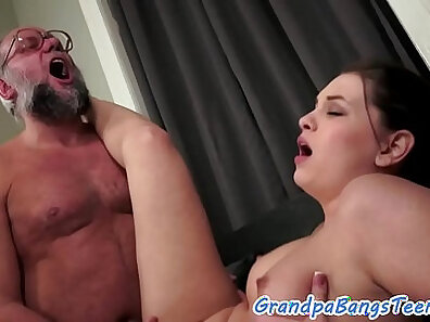 creampied pussy, fatty, old guy movies, old with young, sexy babes, shaved pussy, shaved vagina, young babes xxx movie
