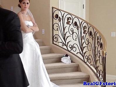 bride sex, facials in HQ, stunning pornstars xxx movie