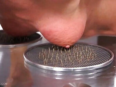 boobs in HD, painful drilling xxx movie