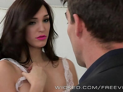 maid humping, sex in uniforms xxx movie