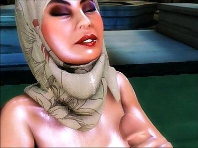 animated porn, banging a slut, oriental in HQ xxx movie