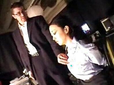 asian sex, BDSM in HQ, boss and secretary xxx movie