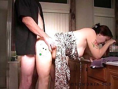 anal fucking, older woman fucking, painful drilling, sextape xxx movie