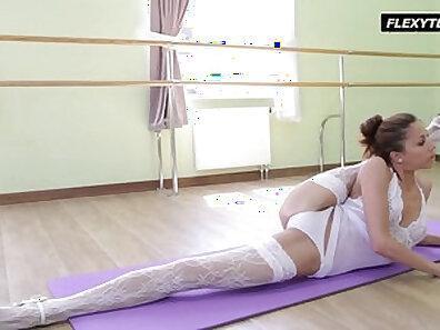 fitness club, sexy sport scenes, stretching clips xxx movie