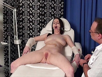extreme drilling, gagging on cock, medical porno, painful drilling, pierced xxx, testicles, vagina closeup xxx movie