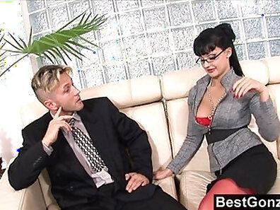 boss and secretary, butt banging, wearing glasses xxx movie