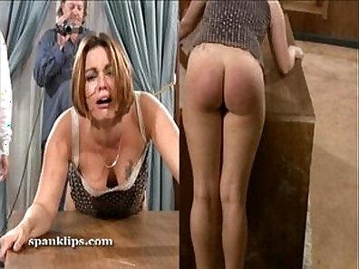 ass spanking, brunette girls, sexual punishment xxx movie