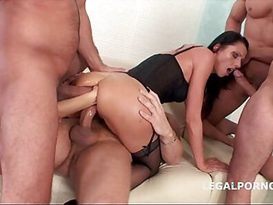 anal fucking, butt banging, double penetration, fart fetish, fist in pussy, gaping asshole, testicles xxx movie