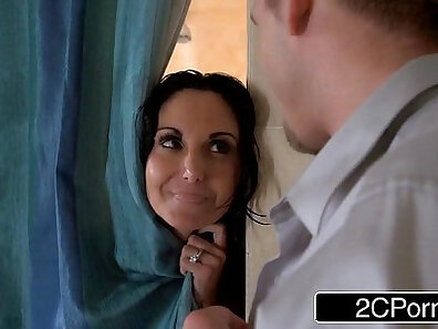 adultery, sexy mom, shower humping xxx movie