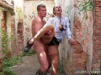 banging a slut, outdoor banging, pissing movs xxx movie